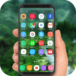 Theme for Samsung S8 Edge: Launcher for Galaxy s8