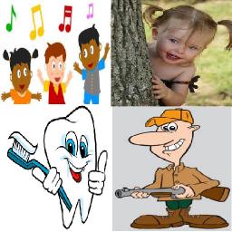 مجموعه ترانه های کودکانه 2