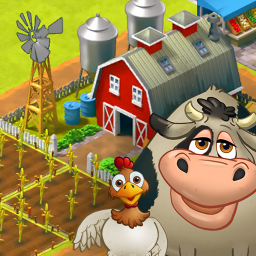 Farm Dream - Village Farming Sim Game