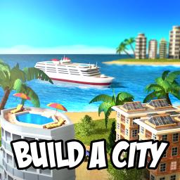 Paradise City: Building Sim Game