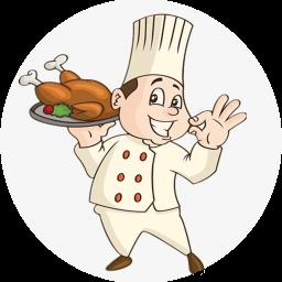انواع غذا با مرغ , آموزش غذا با مرغ