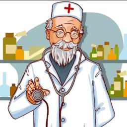آموزش پزشکی ، علائم و درمان بیماری ها