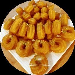 زولبیا و بامیه و شیرینی های ماه رمضان