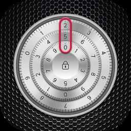 Combination Safe Lock Screen