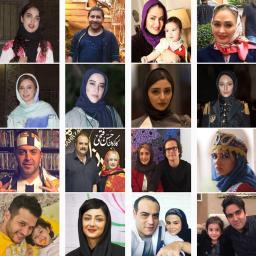 بیوگرافی بازیگران زن و مرد ایرانی