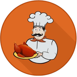 کتاب آشپزی با مرغ / انواع غذا با مرغ