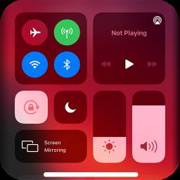 Control Center IOS 14 - Screen Recorder