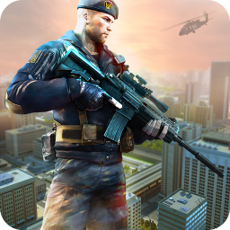 Sniper Shooter War : Sniper Shooting Offline Game