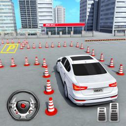 Modern Car Parking 3D & Driving Games - Car Games