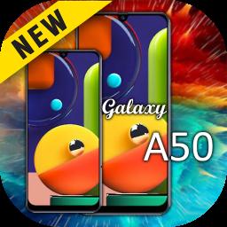 Theme for Samsung galaxy a50