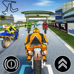 Thumb Moto Race - New Bike Race Games 2020