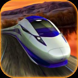 Bullet Train Simulator: Real Euro Train 2020