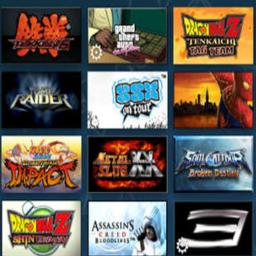 PSP Games Emulator ISO Database
