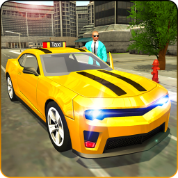 Taxi Driving Simulator Real Taxi Driver