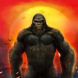 Dinosaur Rampage Attack: King Kong Games 2020