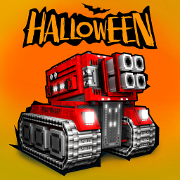 Blocky Cars - online games, tank wars