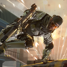 Fire Sniper Combat: FPS 3D Shooting Game