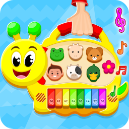 Musical Toy Piano For Kids