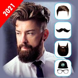 Men Hair Style - Photo Editor - Men Hair Editor