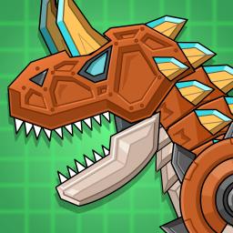 Toy Robot Dino War Carnotaurus
