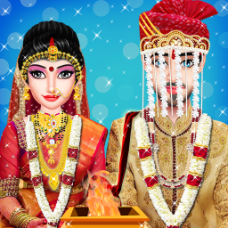 Gorgeous Indian Wedding - Beauty Salon Makeup Girl