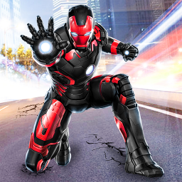 Iron Hero Warrior