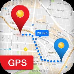 GPS Location Map Finder & Area Calculator App