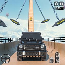 Ultimate Ramp Car Stunts