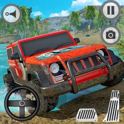 Offroad 4X4 Jeep Hill Climbing - New Car Games