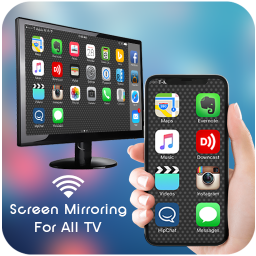 Screen Mirroring For All TV