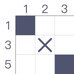Nonogram - picture cross puzzle game