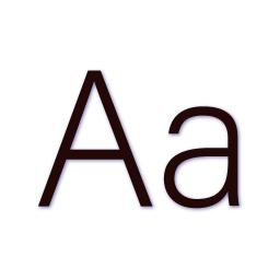 Letter Fonts : Fonts, Symbols & Stylish Text