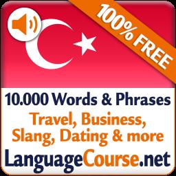 Learn Turkish Words Free