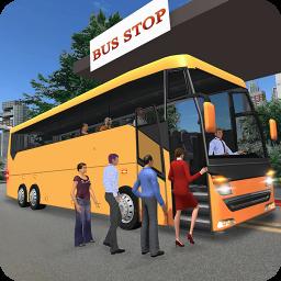 Auto Bus Driving - City Coach Simulator