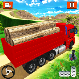 Truck Driver Uphill Cargo Driving Truck game 2020