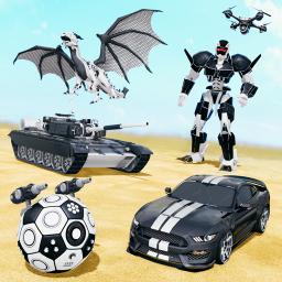 Football Robot Car Game