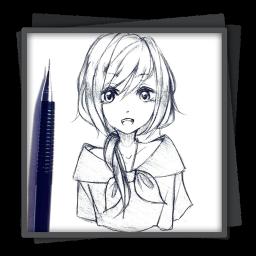 Drawing Anime Girls