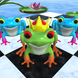 Frog Checkers