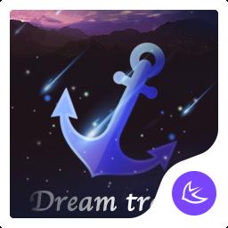 Dream Travel Distance-APUS Launcher stylish theme