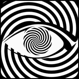 Hypnosis - Optical Illusion