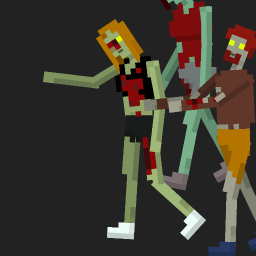 They Are Coming: Zombie Shooting & Defense