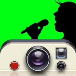 Green Screen Live Video Recording