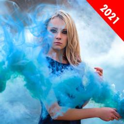 Smoke Effect Photo Editor - Smoke Effect Maker