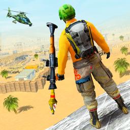 Anti Terrorist Army Commando Gun Shooting Mission