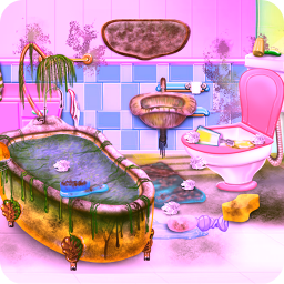 Pinky House Keeping Clean