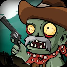 Zombie Legends : Tap & Drag