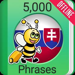 Learn Slovak - 5000 Phrases