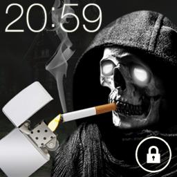 Cigarette Smoking Live Locker