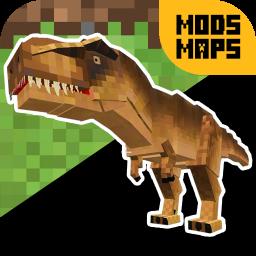 Jurassic Dinosaurs Mod