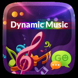 FREE-GO SMS DYNAMICMISIC THEME